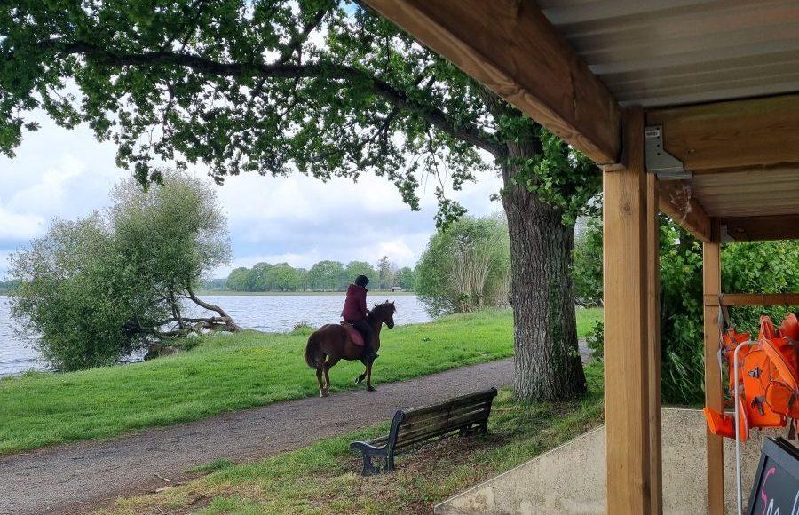 Camping Bretagne Les Rives du Lac