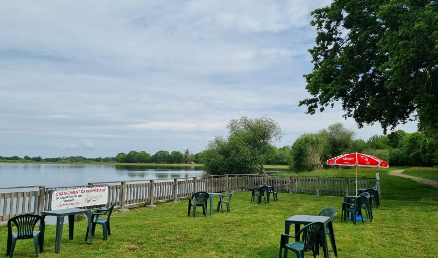 Camping Les Rives du Lac en Bretagne